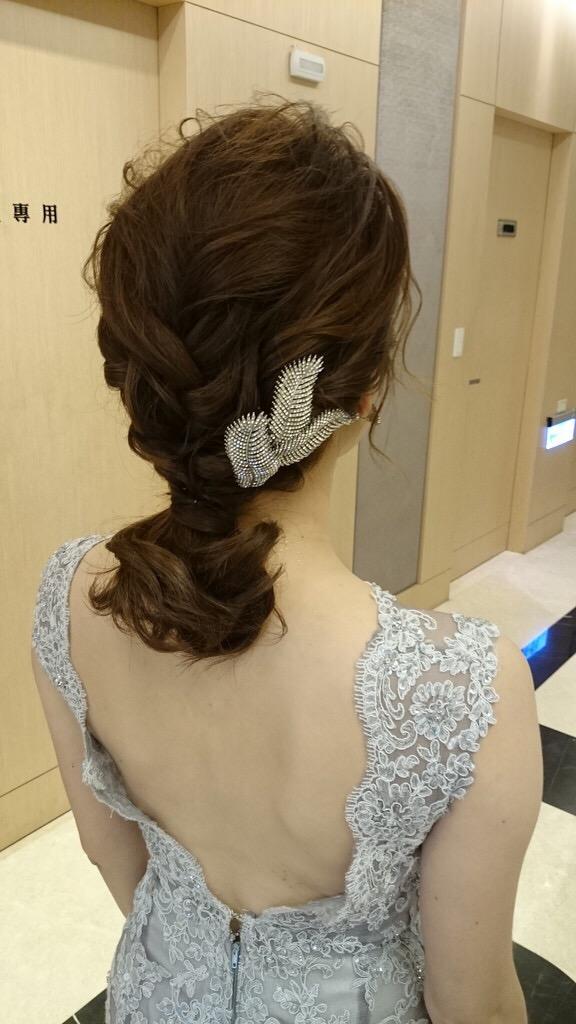 (編號:52461) - 新娘秘書范芳綺 - 結婚吧