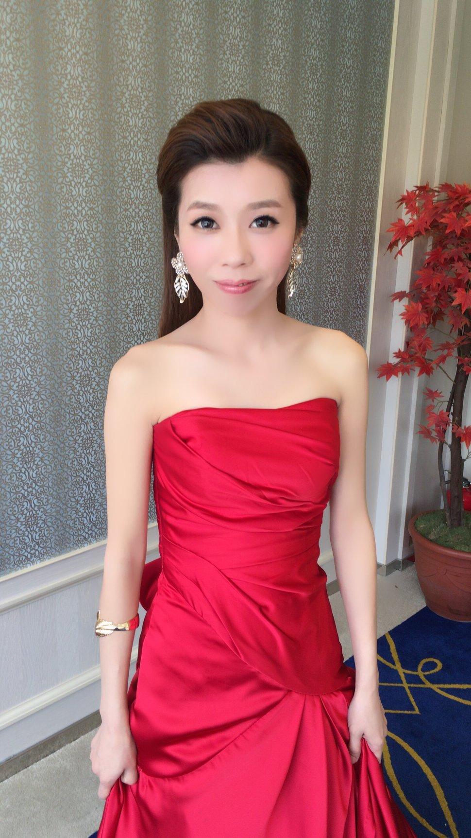 (編號:121735) - 新娘秘書范芳綺 - 結婚吧