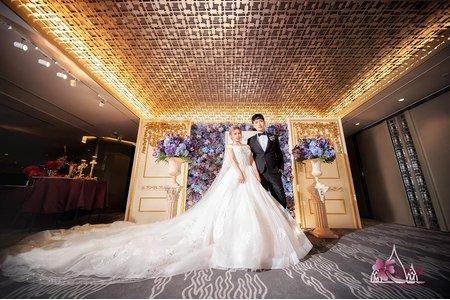 婚禮花牆客製設計款