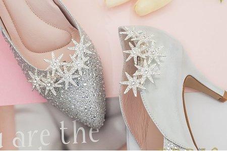 永恆之美幸運星飾扣鞋夾-EPRIS艾佩絲