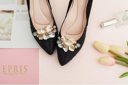 海桐 記得我飾扣鞋扣 -EPRIS艾佩絲