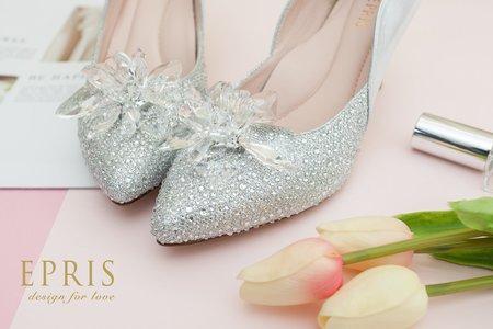 水晶灰姑娘飾扣-EPRIS艾佩絲