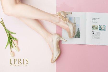 低跟山楂花女神-EPRIS艾佩絲
