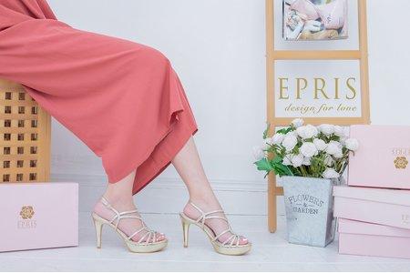小禮服晚宴涼鞋推薦 璀璨女神II -EPRIS艾佩絲