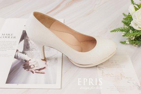 白紗婚鞋-EPRIS艾佩絲