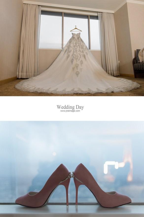[婚禮紀錄] 來炎&璋琴 in 中壢米堤大飯店 & 新莊晶華亭(編號:469840) - J&E Image Studio - 結婚吧