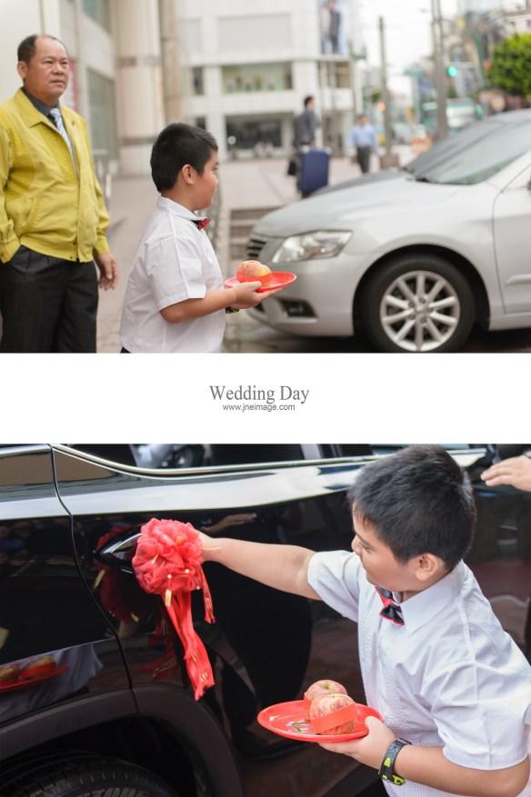 [婚禮紀錄] 來炎&璋琴 in 中壢米堤大飯店 & 新莊晶華亭(編號:469857) - J&E Image Studio - 結婚吧