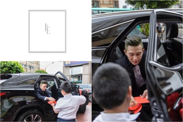 [婚禮紀錄]in 中壢米堤大飯店&新莊晶華亭(編號:469858) - J&E Image Studio - 結婚吧