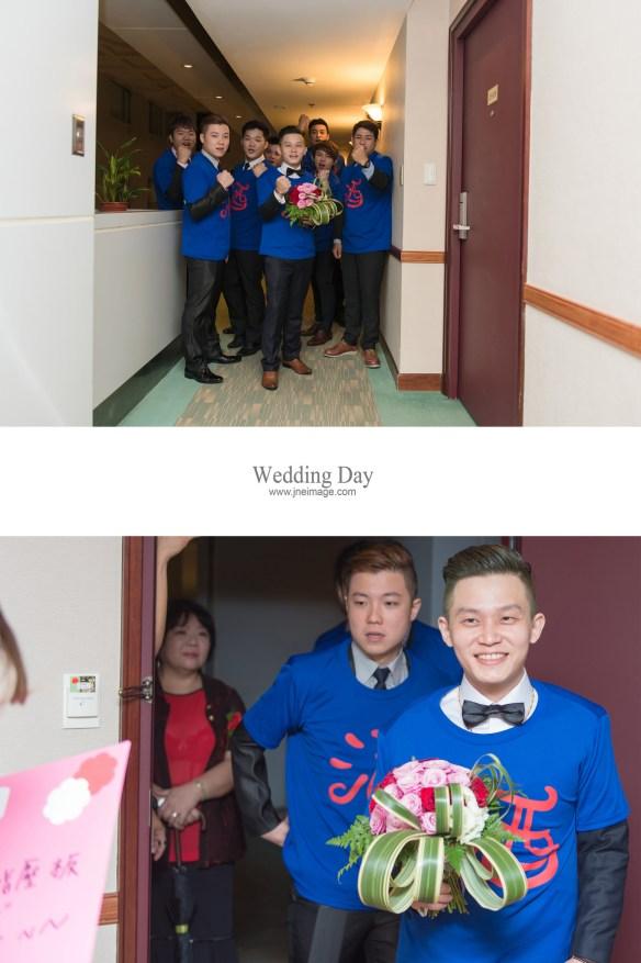 [婚禮紀錄]in 中壢米堤大飯店&新莊晶華亭(編號:469863) - J&E Image Studio - 結婚吧