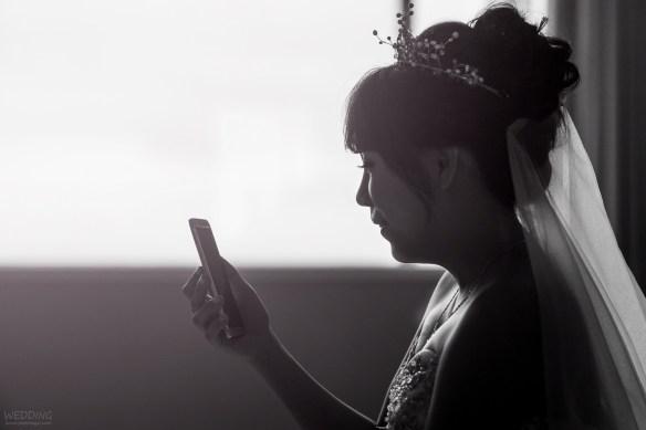 [婚禮紀錄]in 中壢米堤大飯店&新莊晶華亭(編號:469865) - J&E Image Studio - 結婚吧