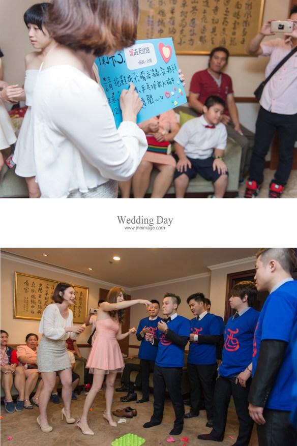 [婚禮紀錄] 來炎&璋琴 in 中壢米堤大飯店 & 新莊晶華亭(編號:469870) - J&E Image Studio - 結婚吧