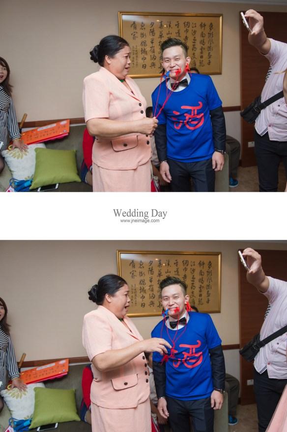 [婚禮紀錄] 來炎&璋琴 in 中壢米堤大飯店 & 新莊晶華亭(編號:469874) - J&E Image Studio - 結婚吧