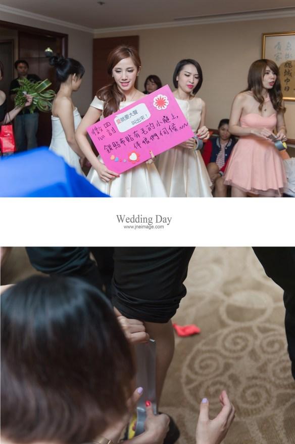 [婚禮紀錄] 來炎&璋琴 in 中壢米堤大飯店 & 新莊晶華亭(編號:469876) - J&E Image Studio - 結婚吧