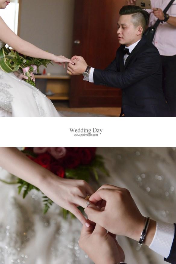 [婚禮紀錄]in 中壢米堤大飯店&新莊晶華亭(編號:469885) - J&E Image Studio - 結婚吧