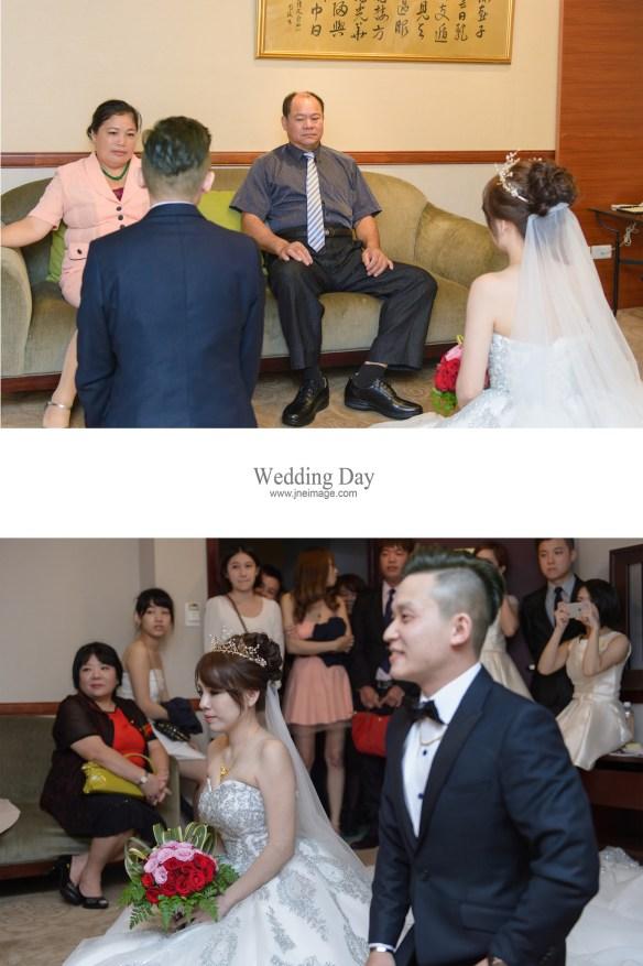 [婚禮紀錄] 來炎&璋琴 in 中壢米堤大飯店 & 新莊晶華亭(編號:469888) - J&E Image Studio - 結婚吧