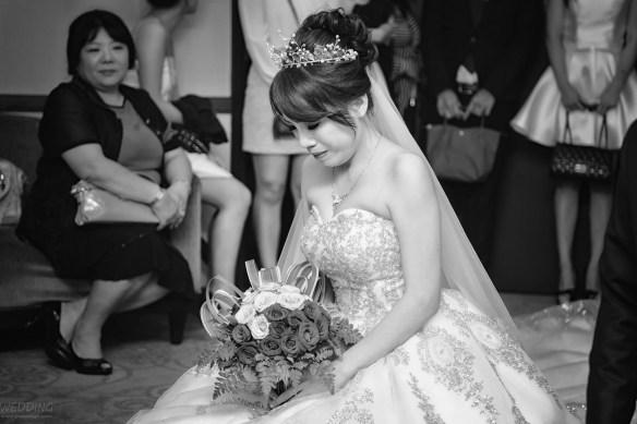 [婚禮紀錄] 來炎&璋琴 in 中壢米堤大飯店 & 新莊晶華亭(編號:469889) - J&E Image Studio - 結婚吧