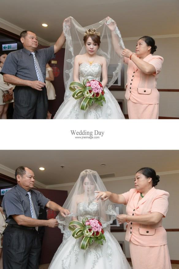 [婚禮紀錄] 來炎&璋琴 in 中壢米堤大飯店 & 新莊晶華亭(編號:469890) - J&E Image Studio - 結婚吧