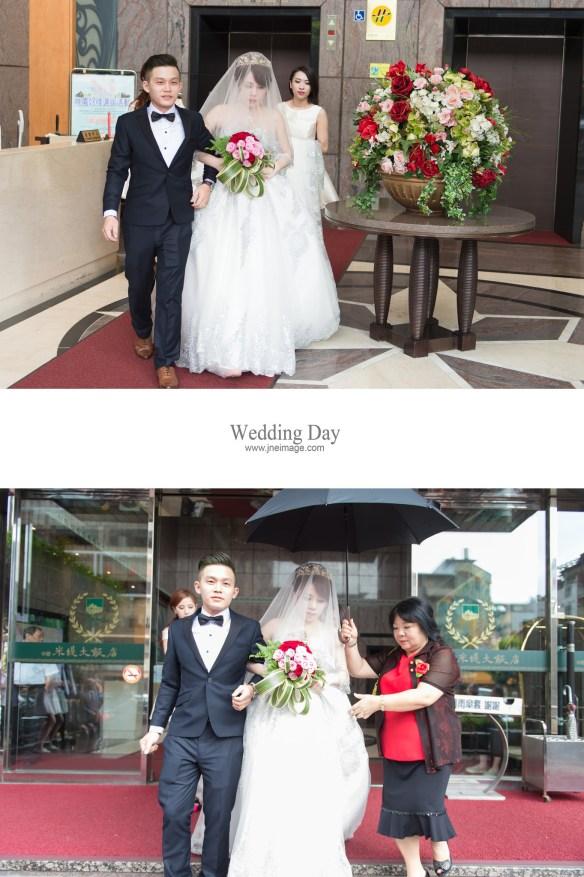 [婚禮紀錄] 來炎&璋琴 in 中壢米堤大飯店 & 新莊晶華亭(編號:469891) - J&E Image Studio - 結婚吧