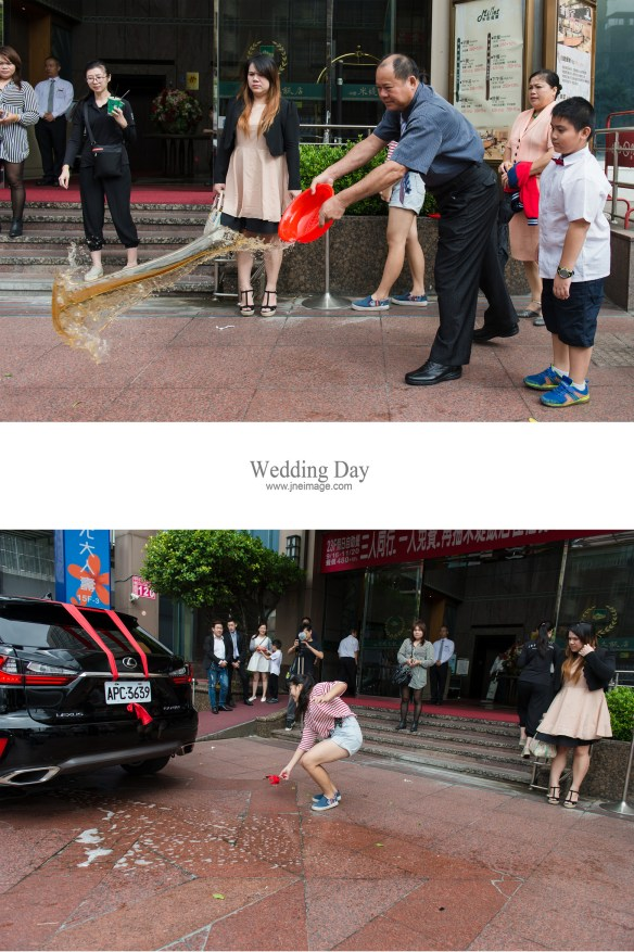 [婚禮紀錄] 來炎&璋琴 in 中壢米堤大飯店 & 新莊晶華亭(編號:469895) - J&E Image Studio - 結婚吧