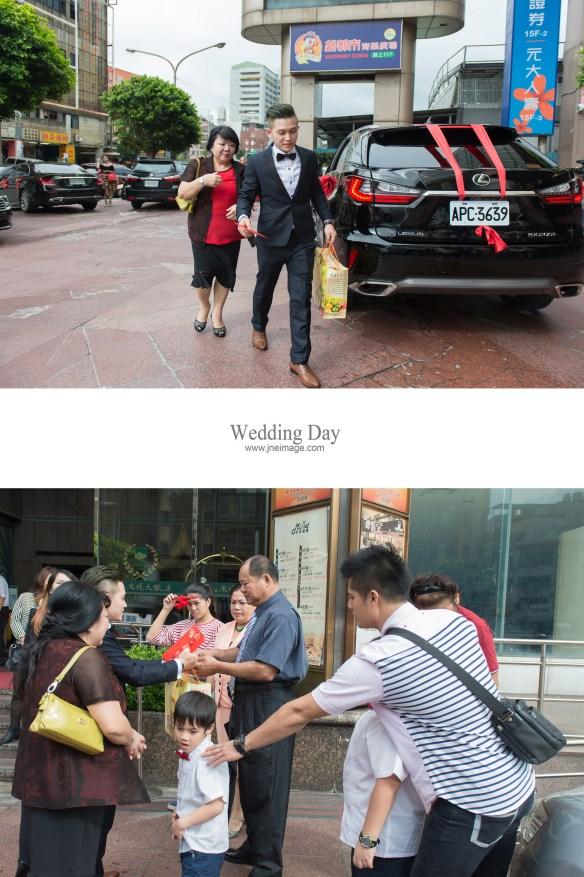 [婚禮紀錄]in 中壢米堤大飯店&新莊晶華亭(編號:469896) - J&E Image Studio - 結婚吧
