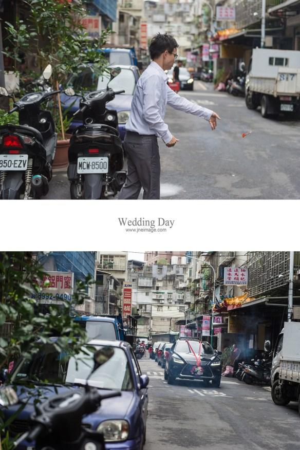 [婚禮紀錄]in 中壢米堤大飯店&新莊晶華亭(編號:469897) - J&E Image Studio - 結婚吧