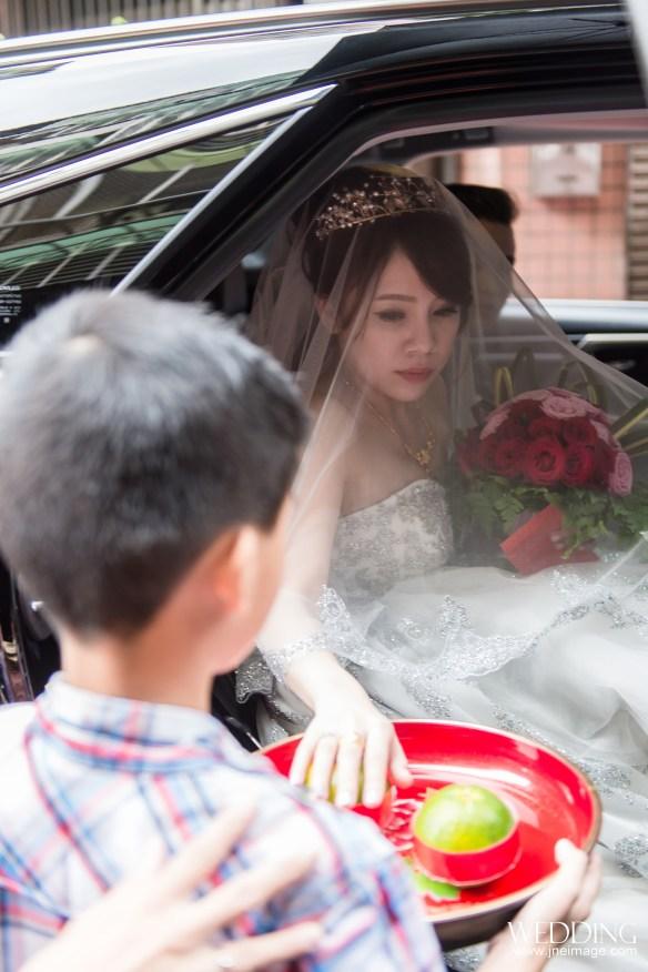 [婚禮紀錄]in 中壢米堤大飯店&新莊晶華亭(編號:469898) - J&E Image Studio - 結婚吧