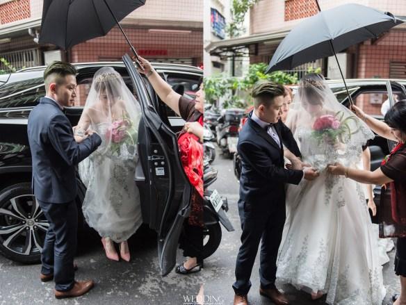 [婚禮紀錄]in 中壢米堤大飯店&新莊晶華亭(編號:469899) - J&E Image Studio - 結婚吧