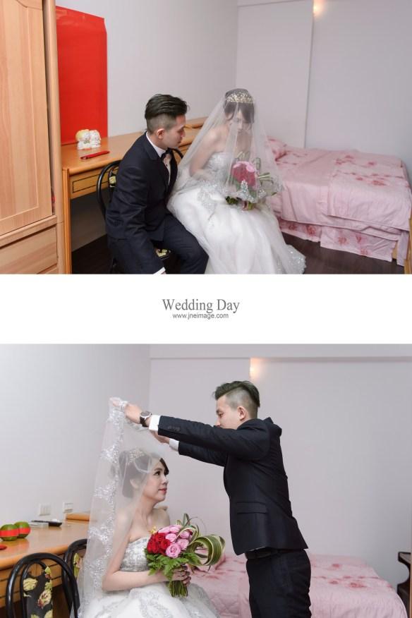 [婚禮紀錄]in 中壢米堤大飯店&新莊晶華亭(編號:469901) - J&E Image Studio - 結婚吧
