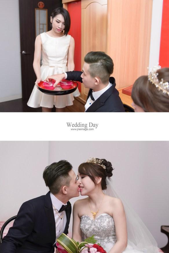 [婚禮紀錄] 來炎&璋琴 in 中壢米堤大飯店 & 新莊晶華亭(編號:469902) - J&E Image Studio - 結婚吧
