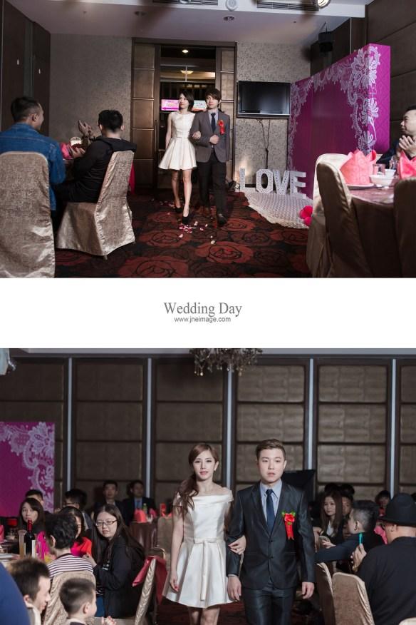 [婚禮紀錄]in 中壢米堤大飯店&新莊晶華亭(編號:469910) - J&E Image Studio - 結婚吧
