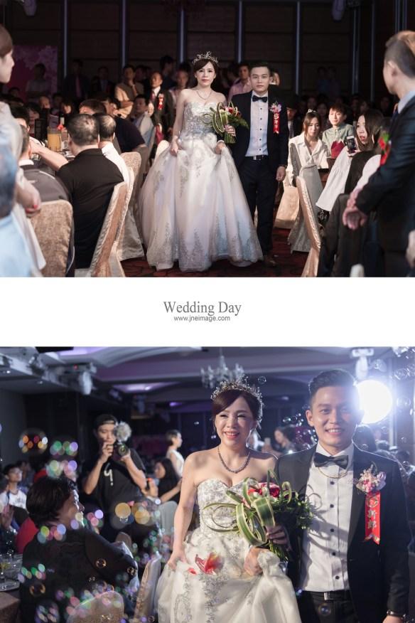 [婚禮紀錄]in 中壢米堤大飯店&新莊晶華亭(編號:469915) - J&E Image Studio - 結婚吧
