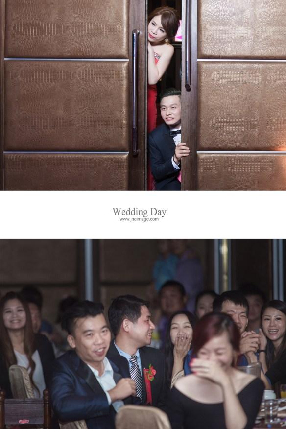 [婚禮紀錄]in 中壢米堤大飯店&新莊晶華亭(編號:469923) - J&E Image Studio - 結婚吧
