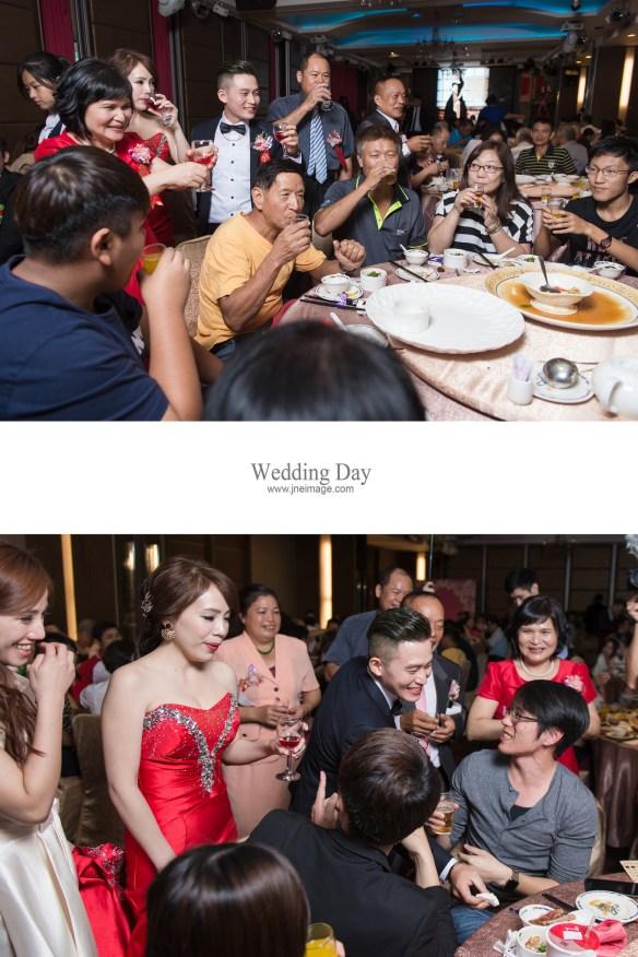[婚禮紀錄] 來炎&璋琴 in 中壢米堤大飯店 & 新莊晶華亭(編號:469928) - J&E Image Studio - 結婚吧