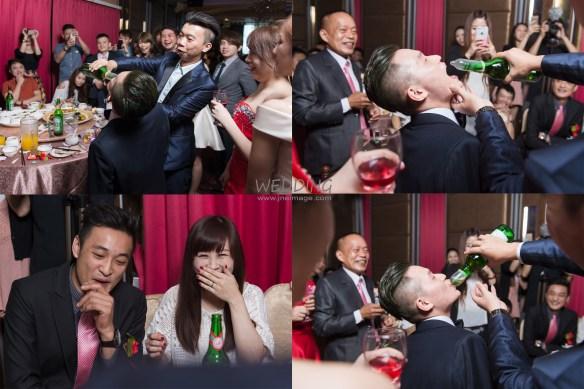 [婚禮紀錄]in 中壢米堤大飯店&新莊晶華亭(編號:469930) - J&E Image Studio - 結婚吧