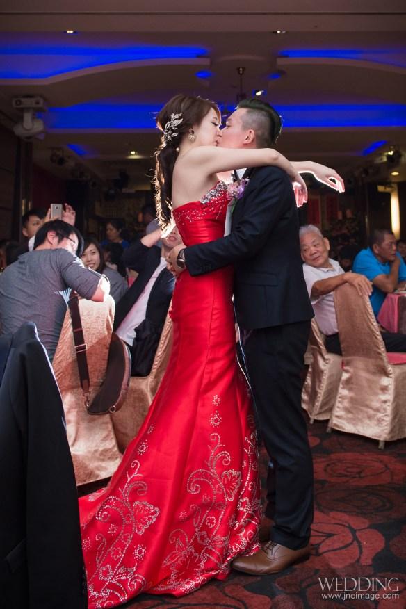 [婚禮紀錄]in 中壢米堤大飯店&新莊晶華亭(編號:469933) - J&E Image Studio - 結婚吧