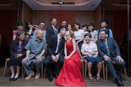 [婚禮紀錄] Jason & Queenie in 新莊典華
