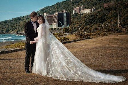 [婚禮紀錄] 建中& 謙婷 in 西子灣沙灘會館