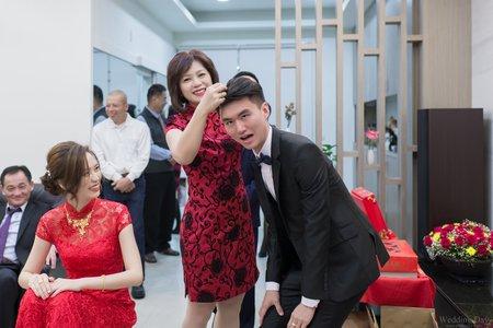 [婚禮紀錄] 靖洋 & Angel in 南投竹山自宅