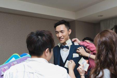 [婚禮紀錄] Darren & Mei in 典華幸福機構-新莊館
