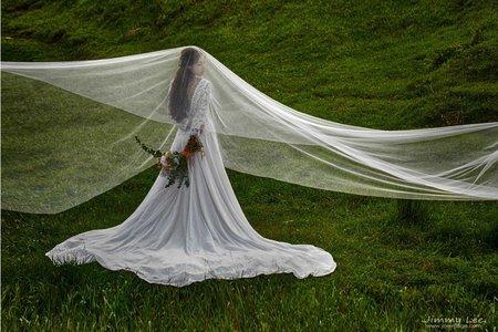 [自主婚紗] Louise & Miko in 花卉試驗中心&擎天崗