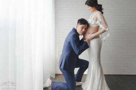 [孕婦寫真] Effie & Andy