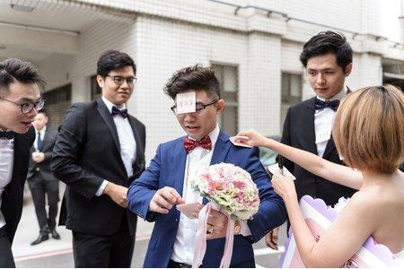 [婚禮紀錄] Boris & Nicole全國麗園大飯店
