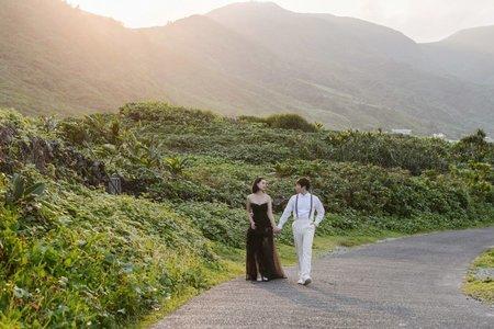 [自主婚紗]Allen & Emily in蘭嶼.人之島