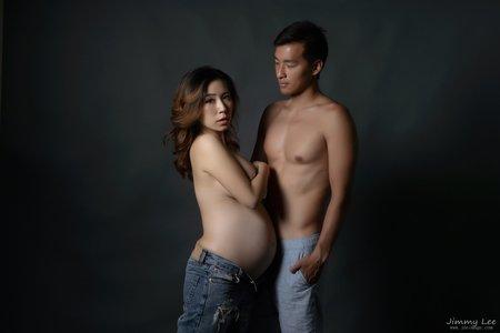 [孕婦寫真] Blair & Awan