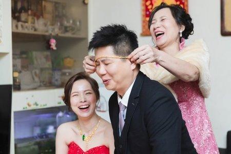 [婚禮紀錄] Jack & Emily in 晶宴會館-民權館