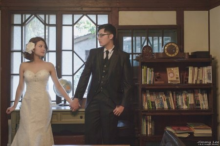 [Pre-Wedding自主婚紗] 亦非 & 宇婷