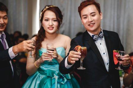 [婚禮紀錄]桃園綠光森林  宗霖&怡文