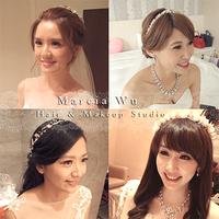 Marcia Wu 新娘造型/整體造型