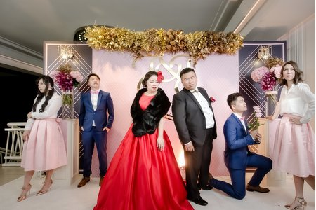 [婚禮紀錄]  Jaysin&Caijie