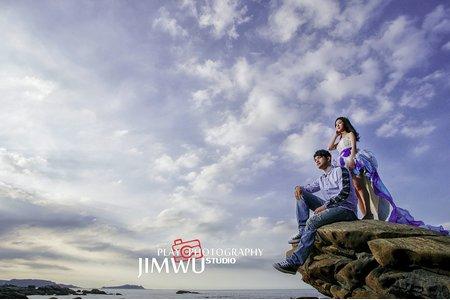 Jimwu玩拍攝影像工作室婚紗特輯11